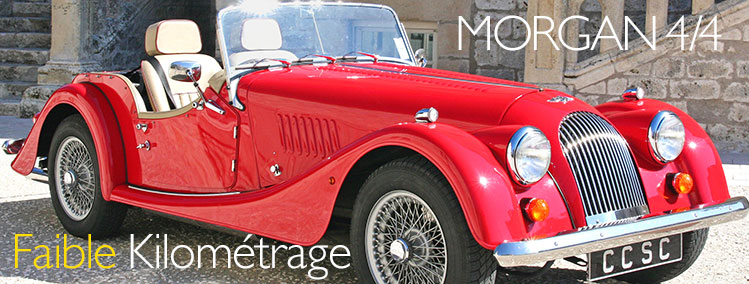 2002 Morgan 4/4 Rouge Rosso