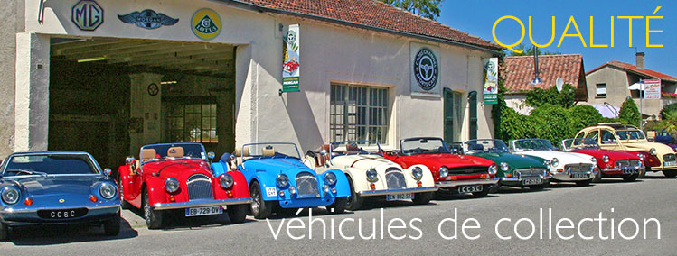 Buy a classic car in France