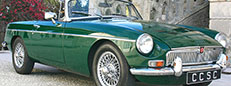 1964 MGB Roadster 'pull-Handle' à vendre