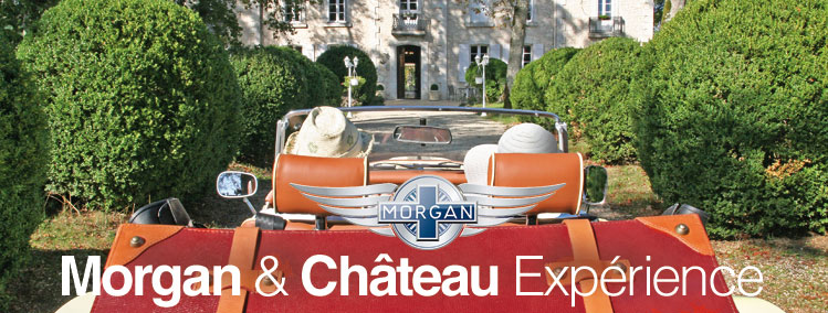 Morgan and Chateau Experience